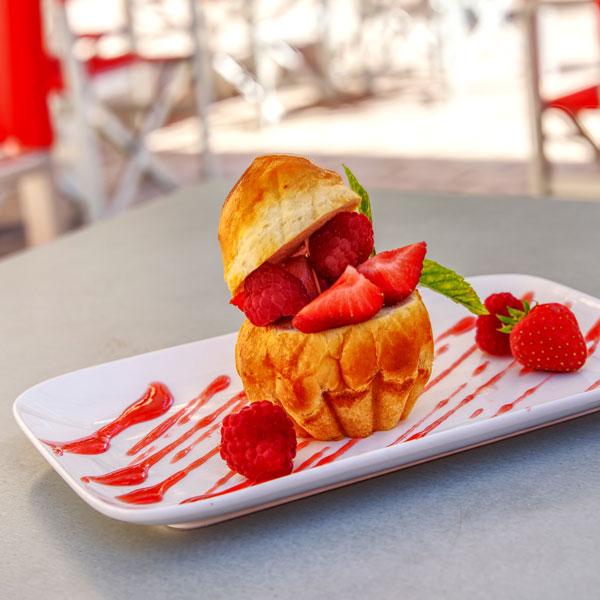 Entrepotes - Restaurant - Dessert